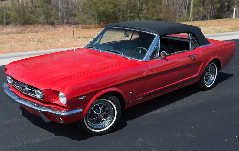ford mustang cabriolet 1965 boss importation de voitures am ricaines. Black Bedroom Furniture Sets. Home Design Ideas