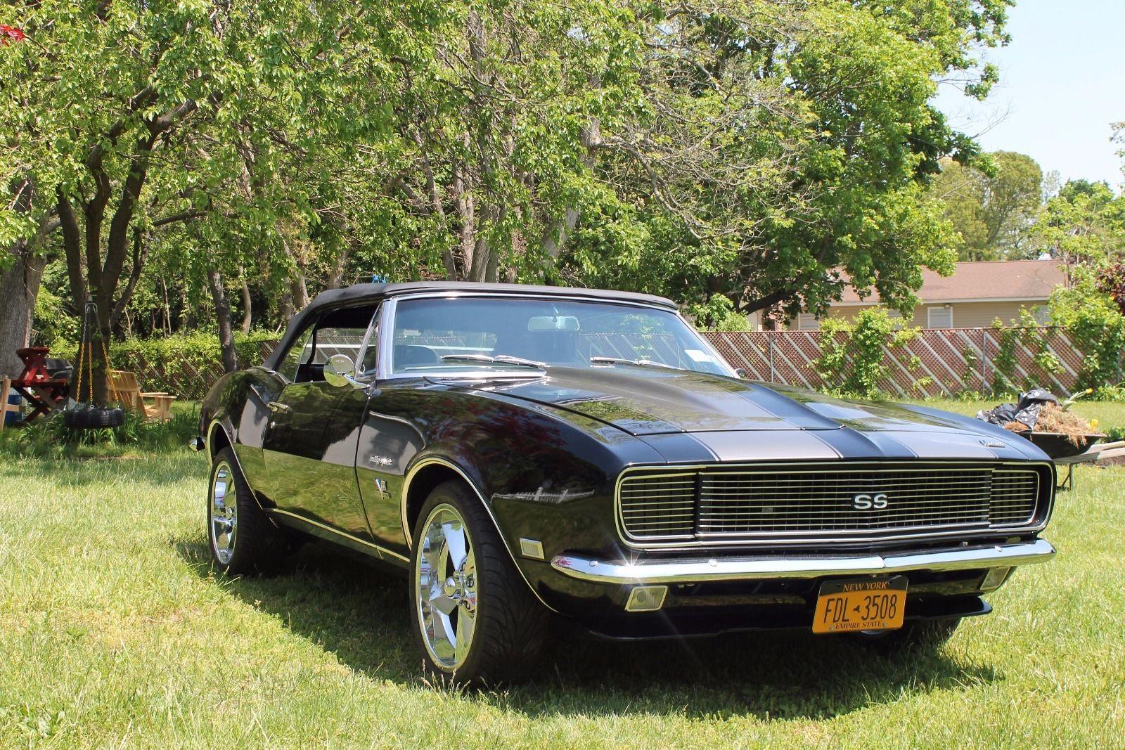 chevrolet camaro ss cabriolet 1967 boss importation de voitures am ricaines. Black Bedroom Furniture Sets. Home Design Ideas