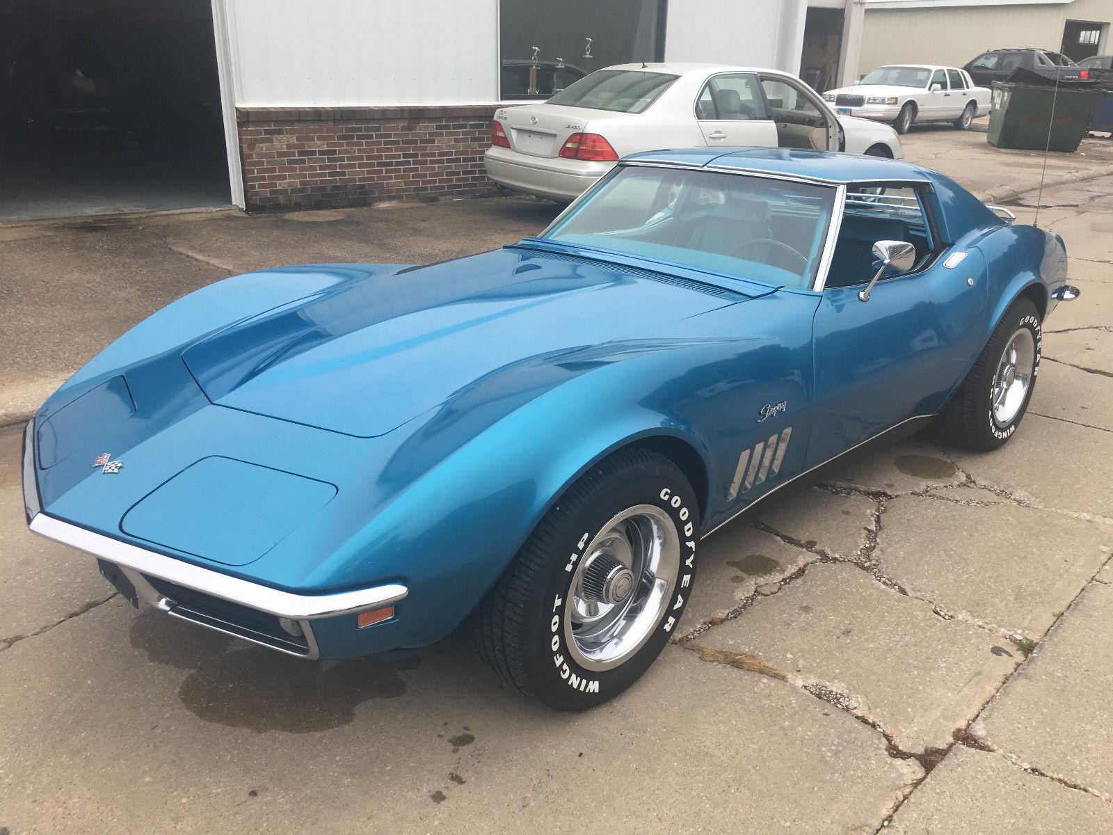 1969 Corvette Stingray >> Chevrolet Corvette C3 Stingray 1969 | Boss-429.com – Importation de voitures Américaines